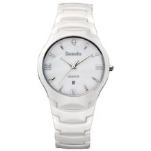 Semdu SD6006G White Ceramic Dial