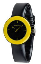 Trendy Small Dial Buckle Strap by Shagwear Yellow