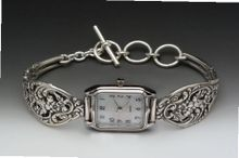 Silver Spoon Sterling Silver Vintage English Lace Ladies Unique
