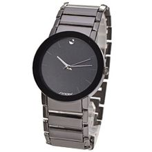 SINOBI Black Dial Quartz Analog Dress Wrist Gift