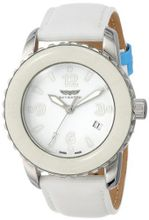Sky Unisex CCI007 Three-Hand Analog Display Swiss Quartz White
