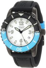 uSkywatch Sky BEL003 Classic Analog Epoxy Bezel Swiss-Made