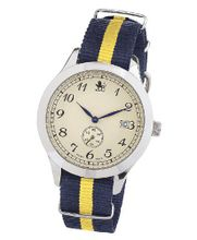 Smart Turnout Heritage with nylon strap in the colours of the Prince of Wales's Royal Regiment WA/56/W