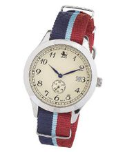 Smart Turnout Heritage with nylon strap in the colours of the Royal Air Force RAF/56/W