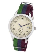 Smart Turnout Heritage with nylon strap in the colours of the Royal Regiment of Scotland SC/56/W