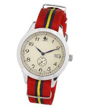 Smart Turnout Heritage with strap in the colours of the Royal Artillery RA/56/W