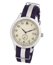 Smart Turnout Heritage with strap in the colours of Yale University YALE/56/W