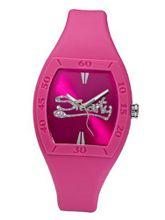 Smarty Big Ladies Fucsia Silicon Strap SW101O