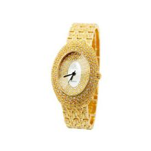 Smays Bling Bling Elegant Golden Full Rhinestone  A310 -Gold