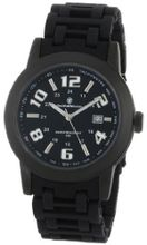 Smith & Wesson SWW-1519 Recoil Black Glowing Dial Plastic Band