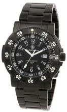 Smith & Wesson SWW-357-BSS Commander Tritium H3 Black Stainless Steel Strap