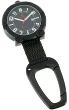 Smith & Wesson SWW-39 Carabiner Clip Black Dial Pocket
