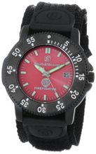 Smith & Wesson SWW-455F Fire Fighters Red Dial Black Band