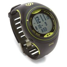 Soleus GPS Cross Country Black/Lime
