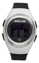 Solus Unisex Digital with LCD Dial Digital Display and Black Plastic or PU Strap SL-800-205