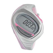 Soma DWJ060003 RunOne 300 Grey and Light Pink Strap Digital Sports