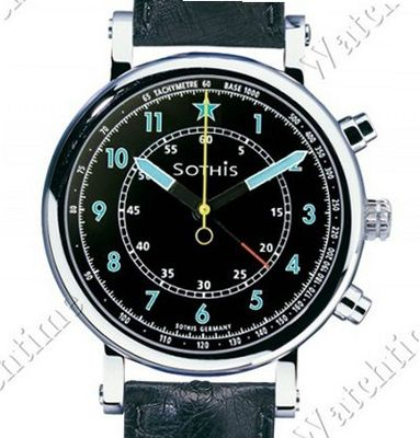 Sothis Chronograph Chronograph Central B