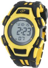 Spalding SP1000-109 Hard Court Durable Yellow Digital