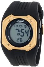 Spalding SP2000-019 Diamond Fashionable Black Gold Digital