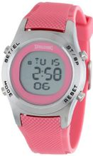 Spalding SP4000-006 The Grip Textured Pink Strap Digital
