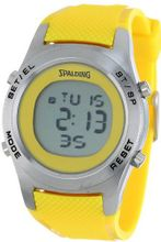 Spalding SP4000-008 The Grip Textured Yellow Strap Digital
