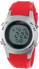Spalding Unisex SP4000-003 The Grip Textured Red Strap Digital