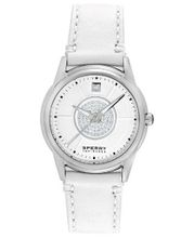 Sperry Top-Sider , Audrey White Leather Strap 38mm 102065