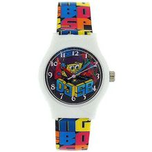 Spongebob Squarepants Girls - Boys - Childrens Multi Colour Pu Strap SB049