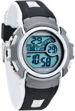 Sportech SP-10101 - Digital Sport - Fusion Shock Resistant Tricolor Black Grey & White