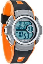 Sportech SP10102 - Digital Sport - Fusion Shock Resistant Tricolor Orange Grey & Black