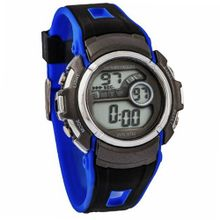 Sportech SP10104 - Digital Sport - Fusion Shock Resistant Black & Blue