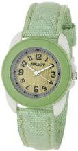 Sprout ST1013LGIVLG Light Green Organic Cotton Strap