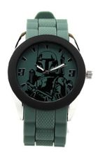 Star Wars Boba Fett with Green Silicon Strap (BOB1201)