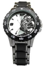 Star Wars Darth Vader with Black Metal Bracelet (DAR2001)