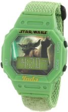 Star Wars Kids' 9005855 Star Wars Yoda Digital Wrap Strap