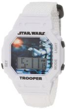 Star Wars Kids' 9005893 Star Wars Storm Trooper Digital Wrap Strap