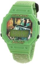 Star Wars Kids' 9005909 Star Wars Boba Fett Digital Wrap Strap