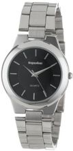 Steinhausen IM1398SL Producer Stainless Silver Black Analog