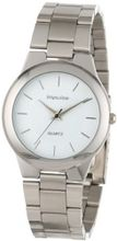 Steinhausen IM1398SW Producer Stainless Silver White Analog
