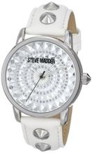 Steve Madden SMW00012-52 Analog Display Quartz White