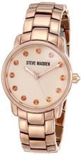 Steve Madden SMW00016-07 Rose Gold Case and Bracelet