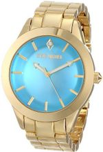 Steve Madden SMW00027-12 Analog Display Quartz Gold