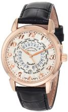 Stuhrling Original 118.334534 Lifestyle 'World Traveler' Swiss