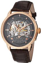 Stuhrling Original 133.3345K54 Executive Date Brown
