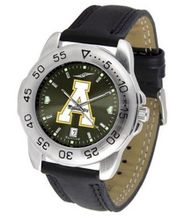 "Appalachian State Mountaineers NCAA AnoChrome ""Sport"" (Leather Band)"