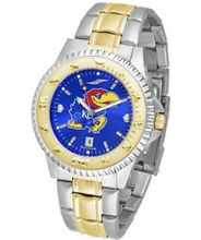 Kansas Jayhawks KU NCAA Two-Tone Anochrome