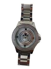 88% OFF * SUPER TECHNO REAL DIAMOND WATCH M6086 * W11037