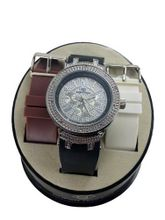 91% OFF * SUPER TECHNO REAL DIAMOND WATCH M6253 * W10595