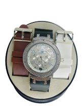 91% OFF * SUPER TECHNO REAL DIAMOND WATCH M6271 * W10751