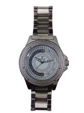 92% OFF * SUPER TECHNO REAL DIAMOND WATCH M6282 * W10959